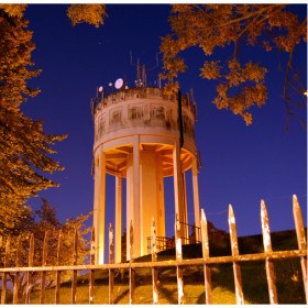 Water Tower - Speaking Up About Water - Donna Vincent Roa